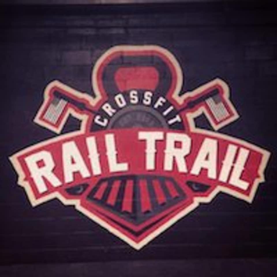 CrossFit Rail Trail logo