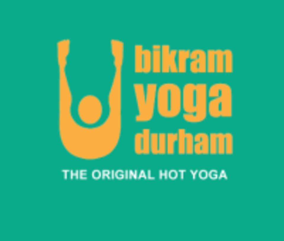 Bikram Yoga Durham logo