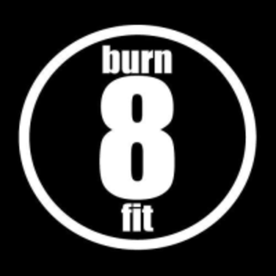 Burn 8 Fit logo