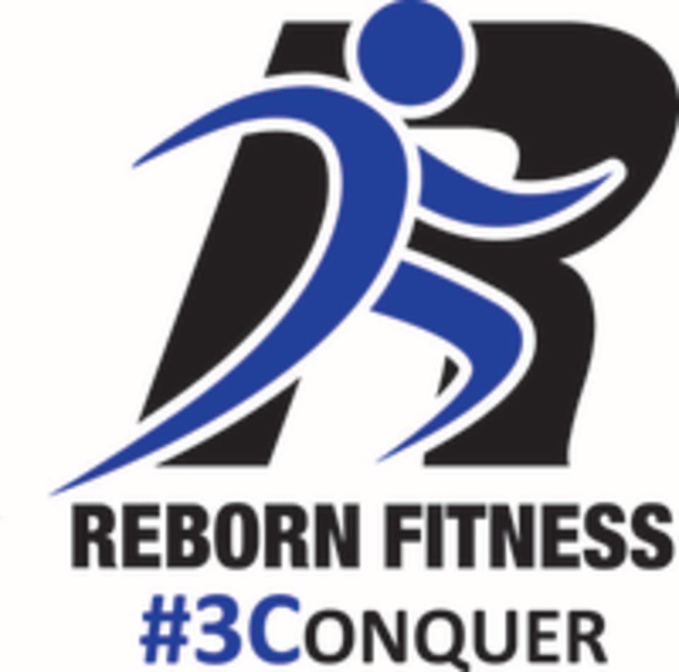 Reborn Fitness logo