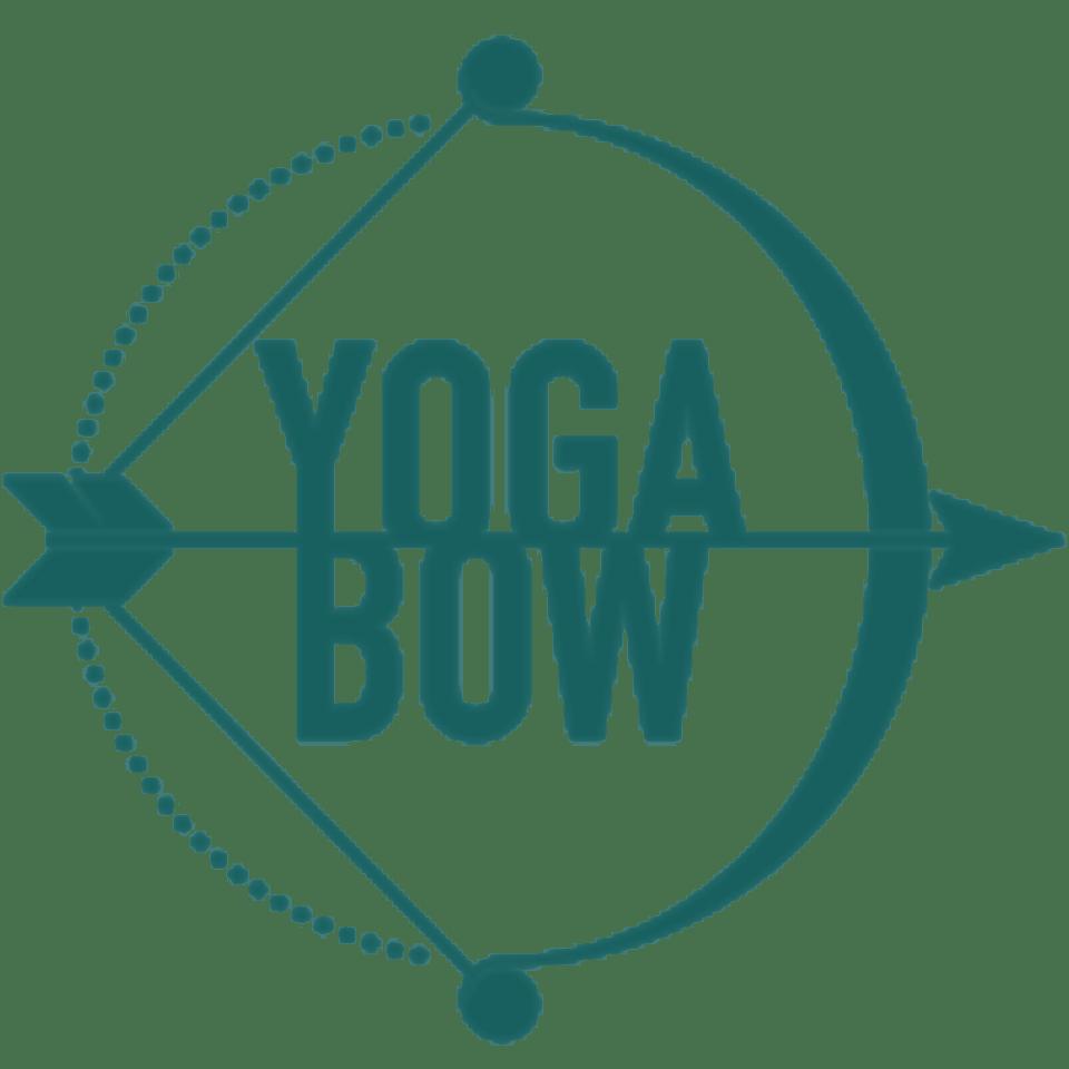 Yoga Bow logo