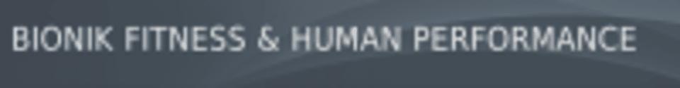 Bionik Fitness & Human Performance  logo