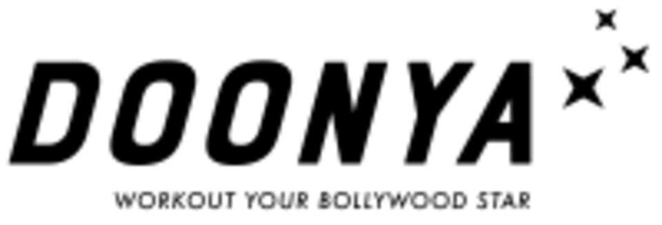Bollywood Cardio + Dance Workout: Doonya logo