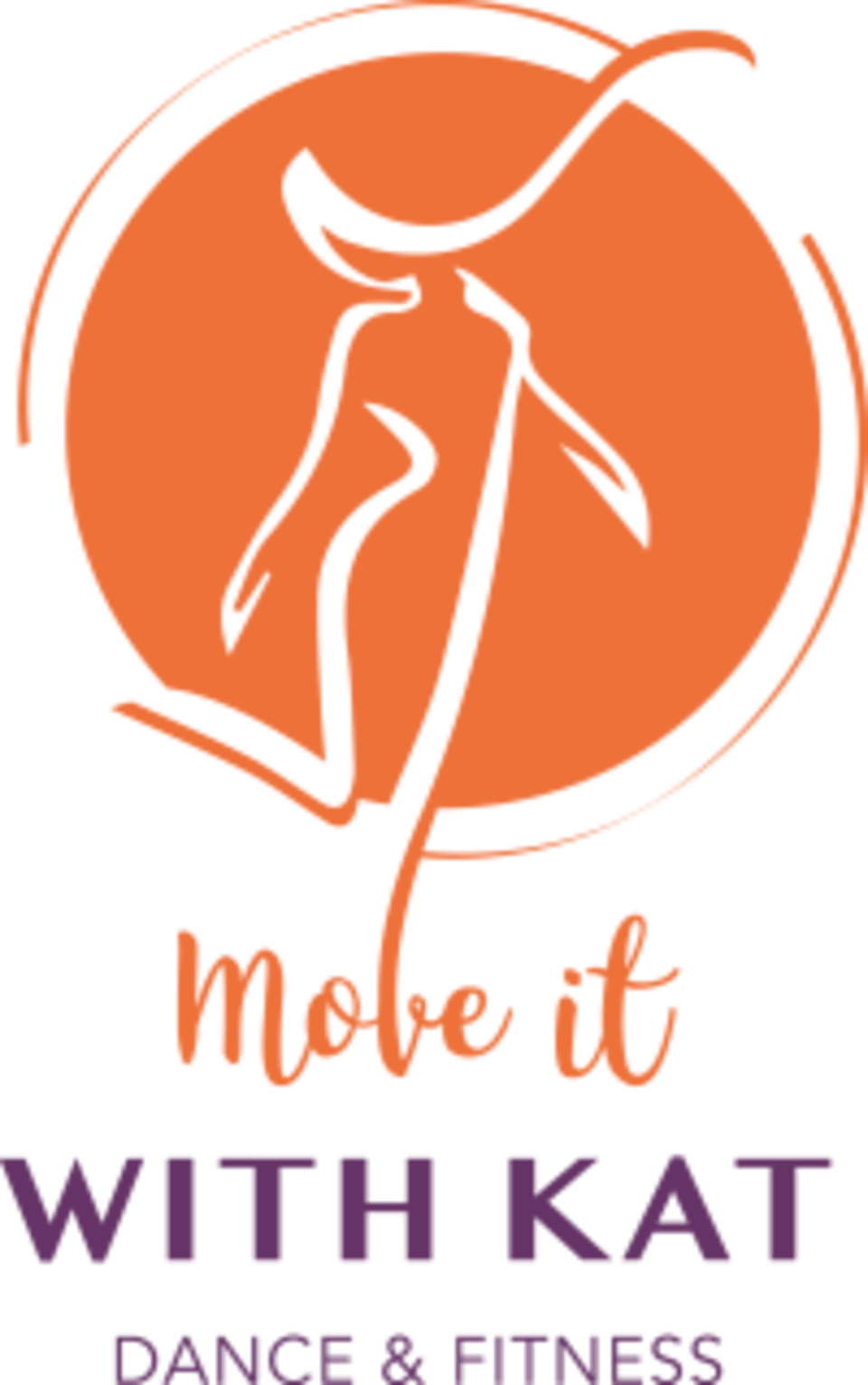 Move It With Kat  logo