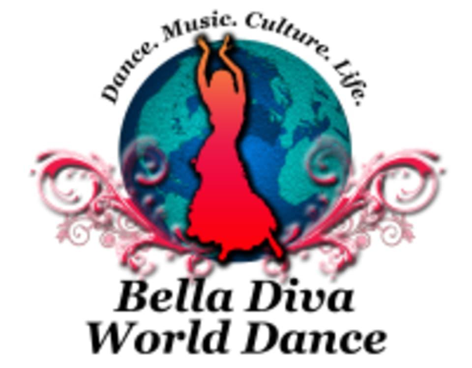 Bella Diva Dance logo