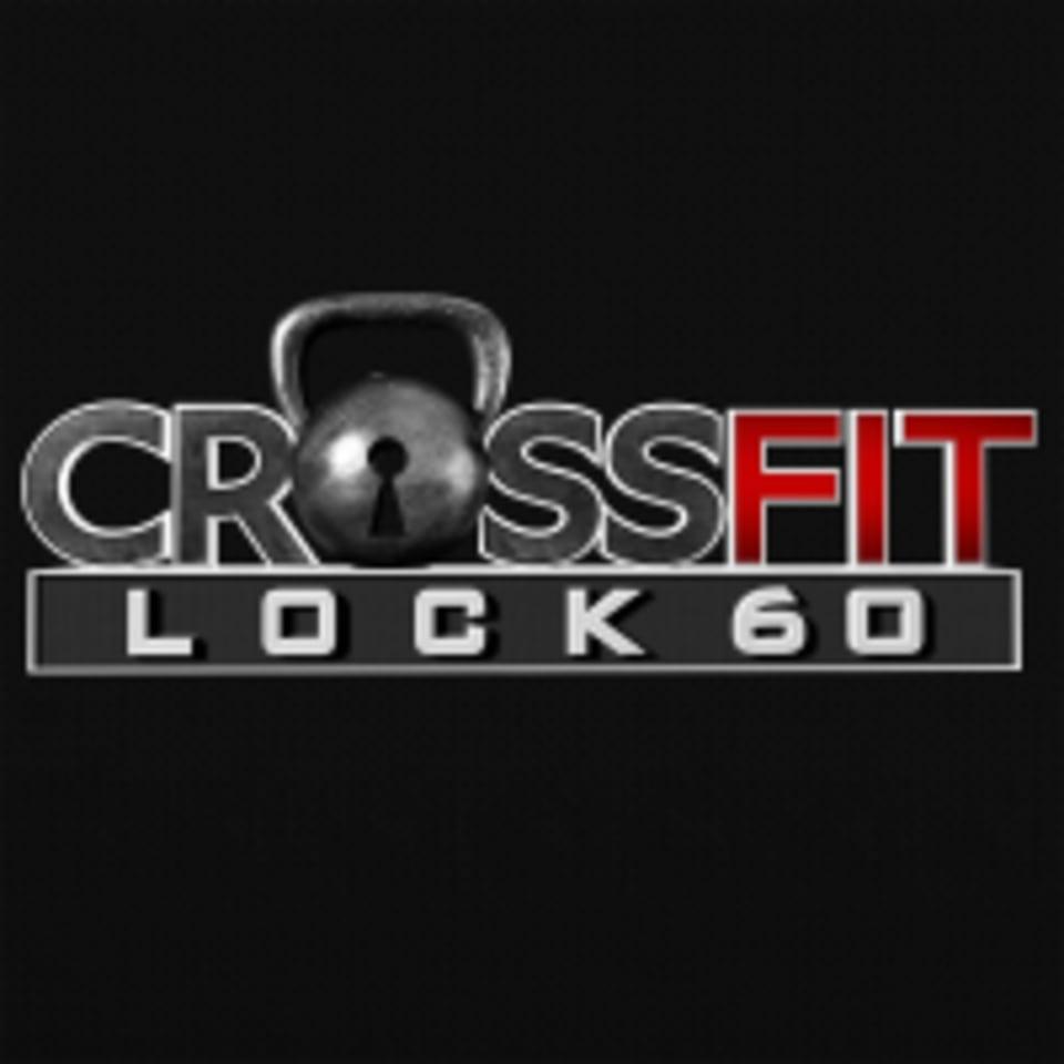 CrossFit Lock 60 logo