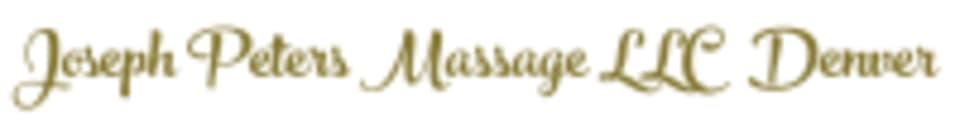 Joseph Peters Massage LLC logo