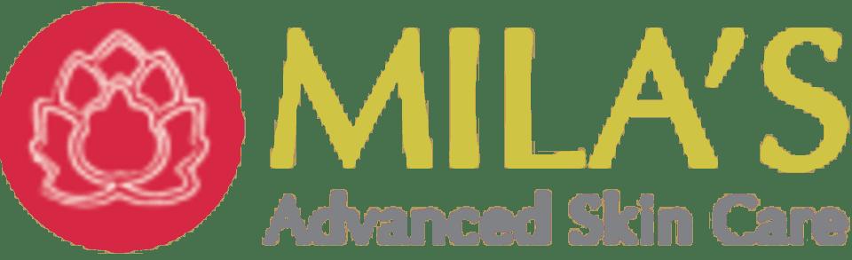Mila's Advanced Skin Care logo