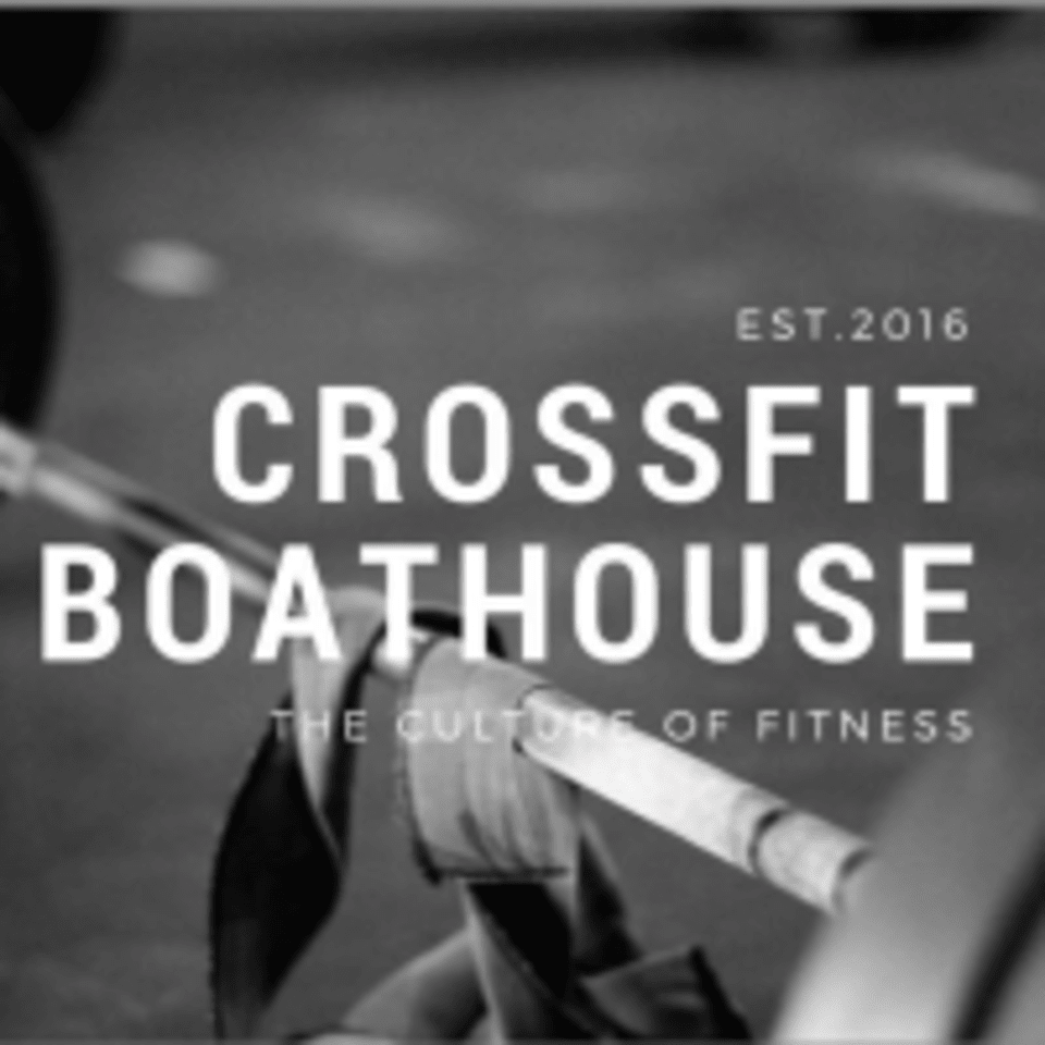 CrossFit BoatHouse logo