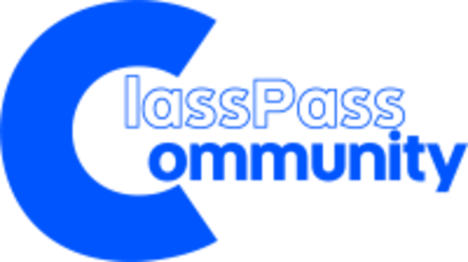 ClassPass Community Events  logo