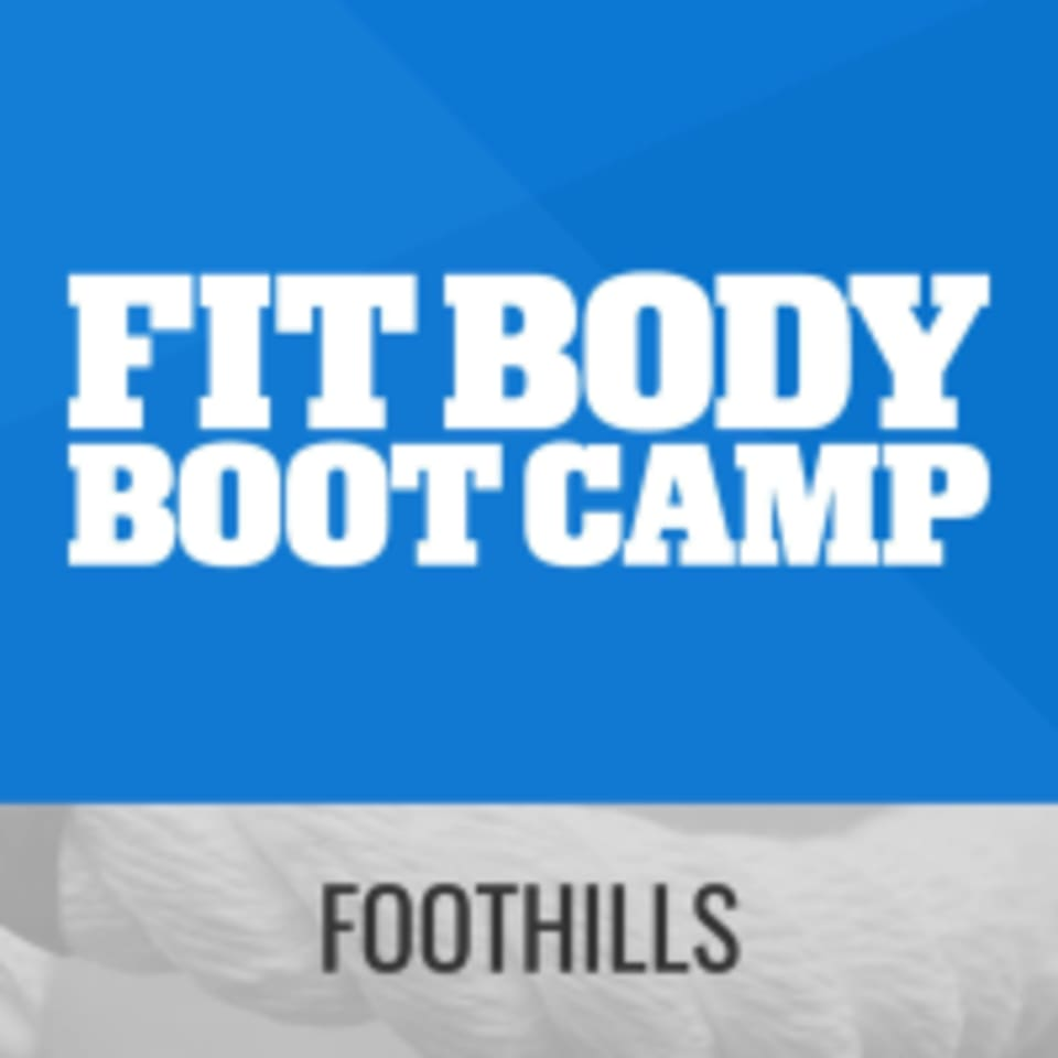 Foothills Fit Body Boot Camp  logo