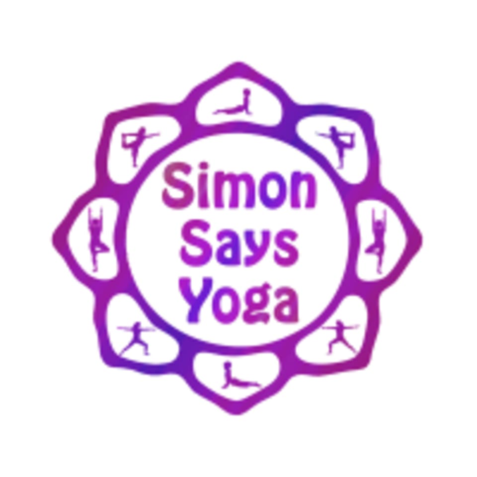 Simon Says Yoga logo
