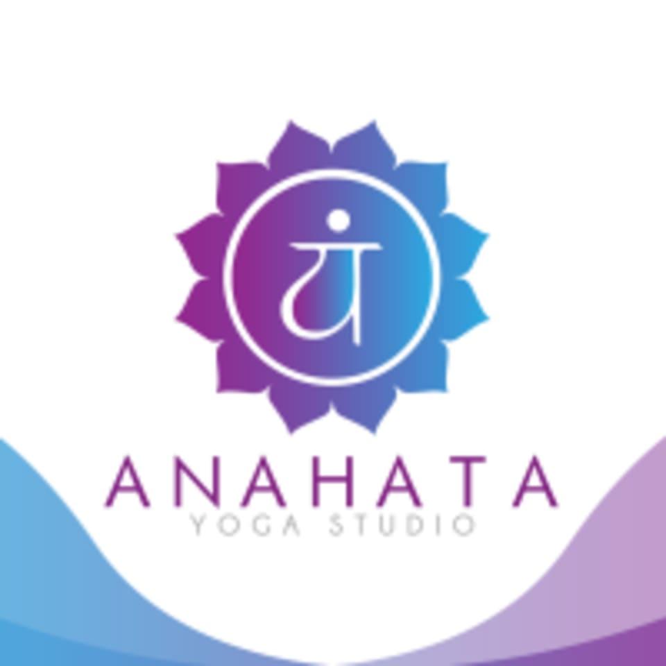 Anahata Yoga Studio logo