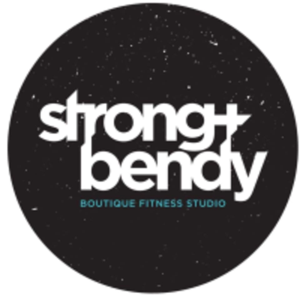 Strong and Bendy logo