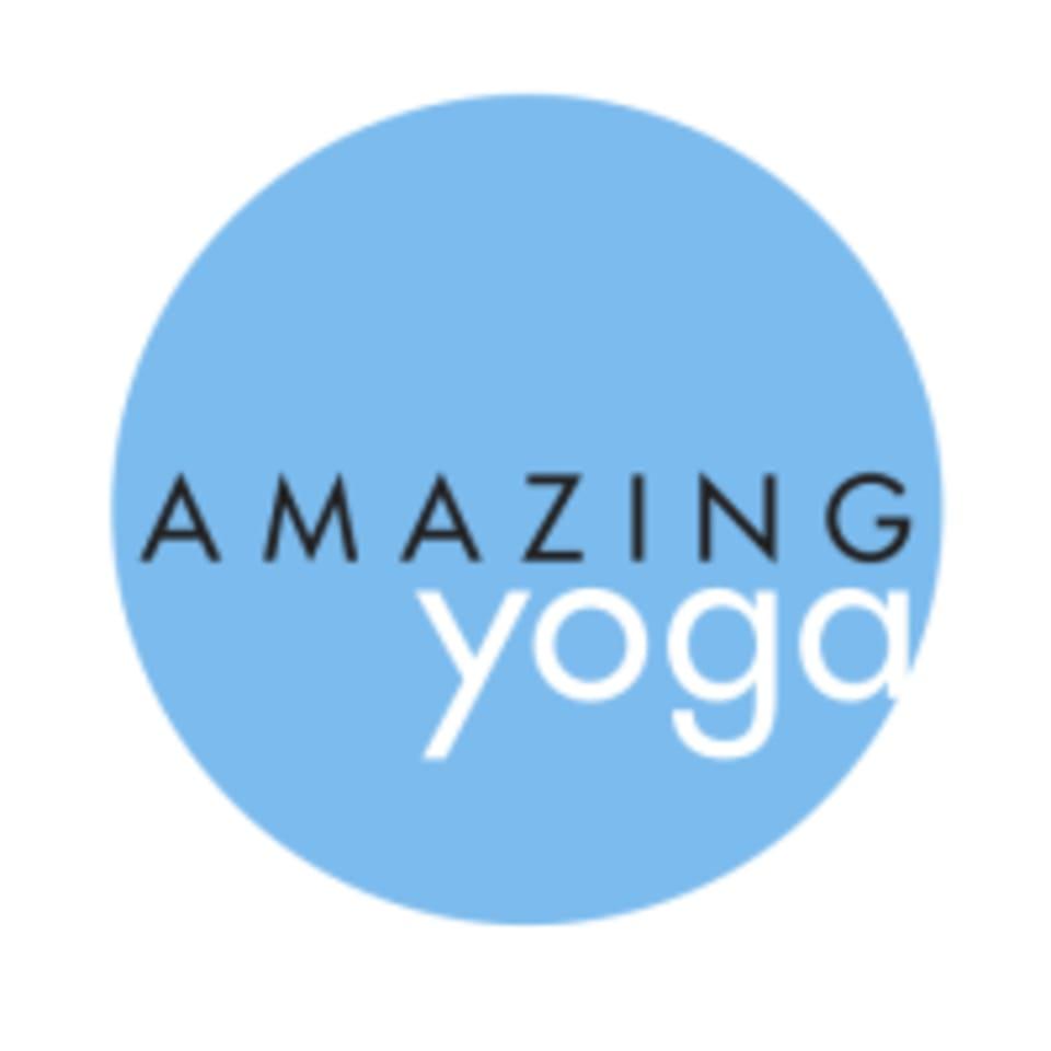 Amazing Yoga logo