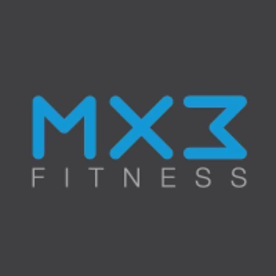 MX3 Fitness logo