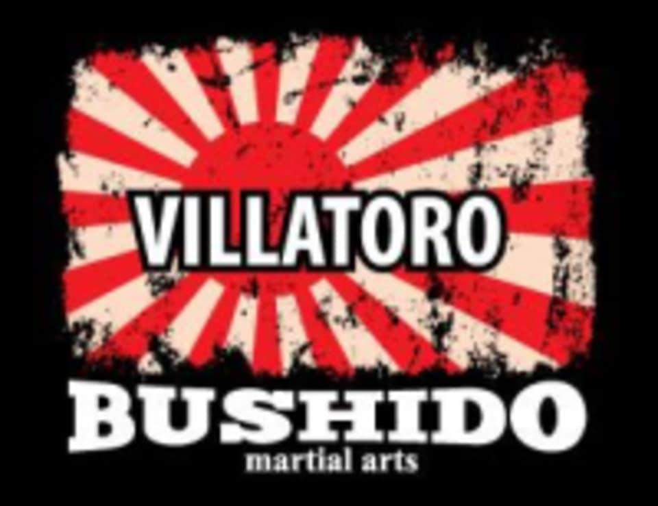 Villatoro Bushido Martial Arts logo