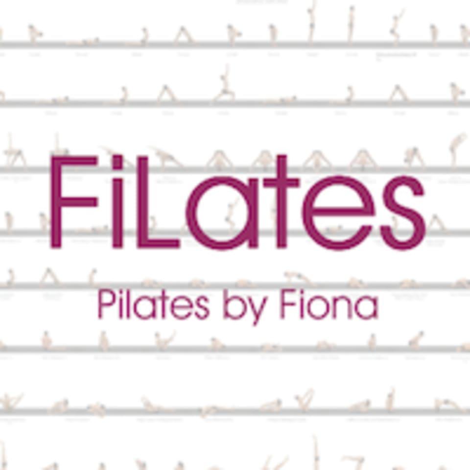 Filates By Fiona logo