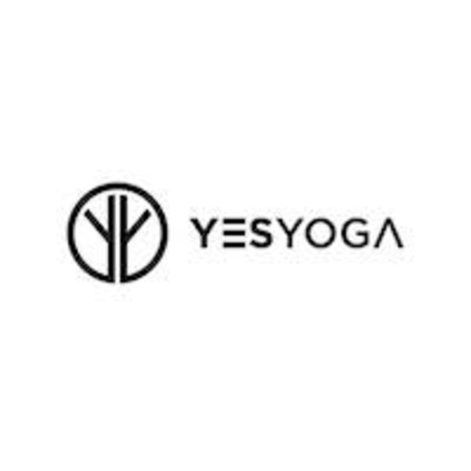 YES yoga logo