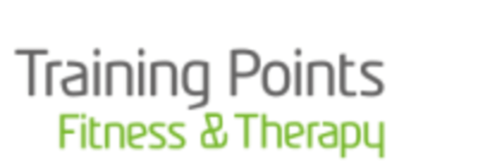 Training Points Fitness and Therapy logo