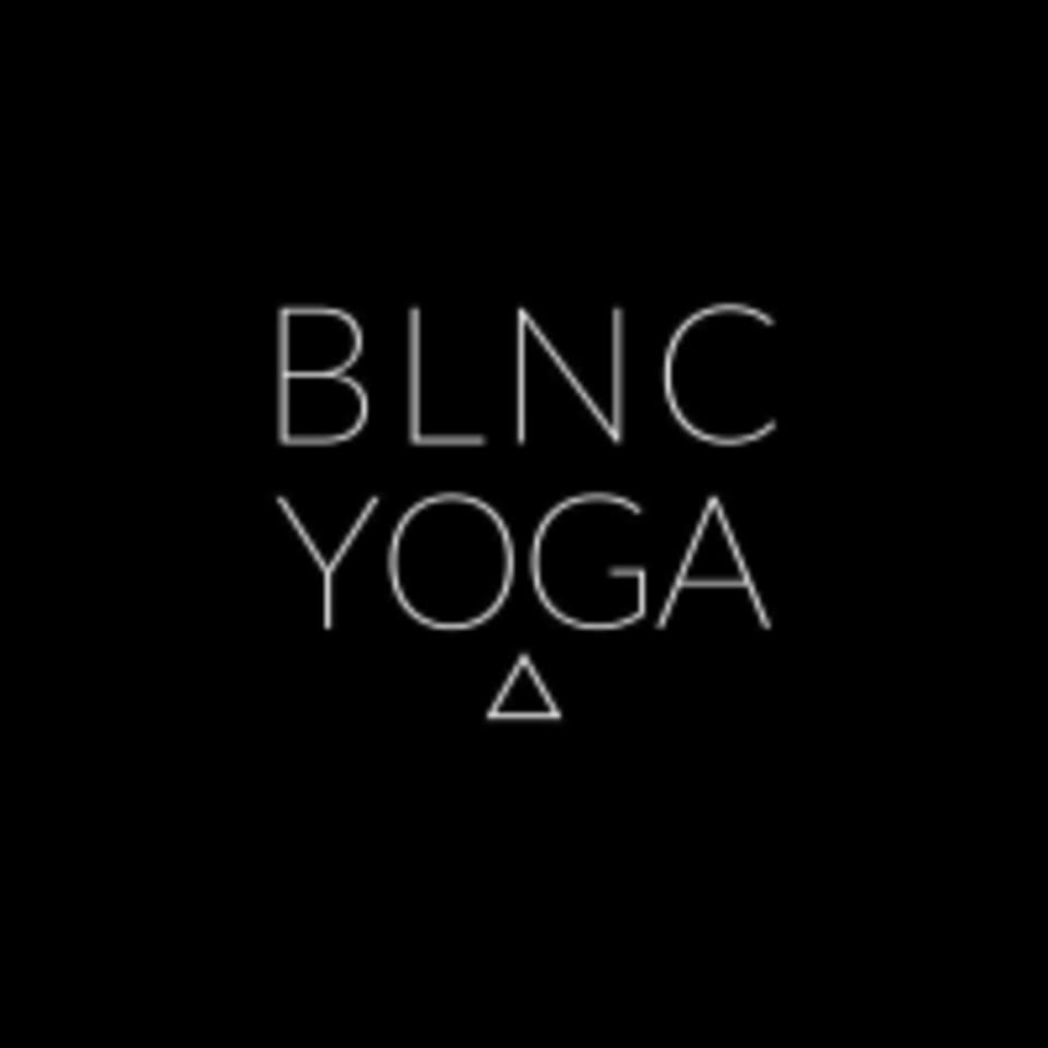 BLNC Yoga logo
