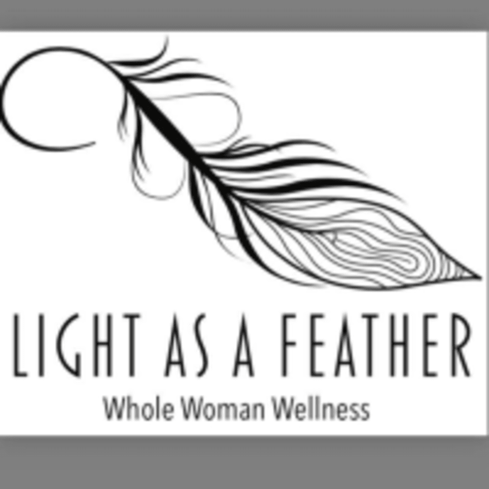 Light as a Feather  logo