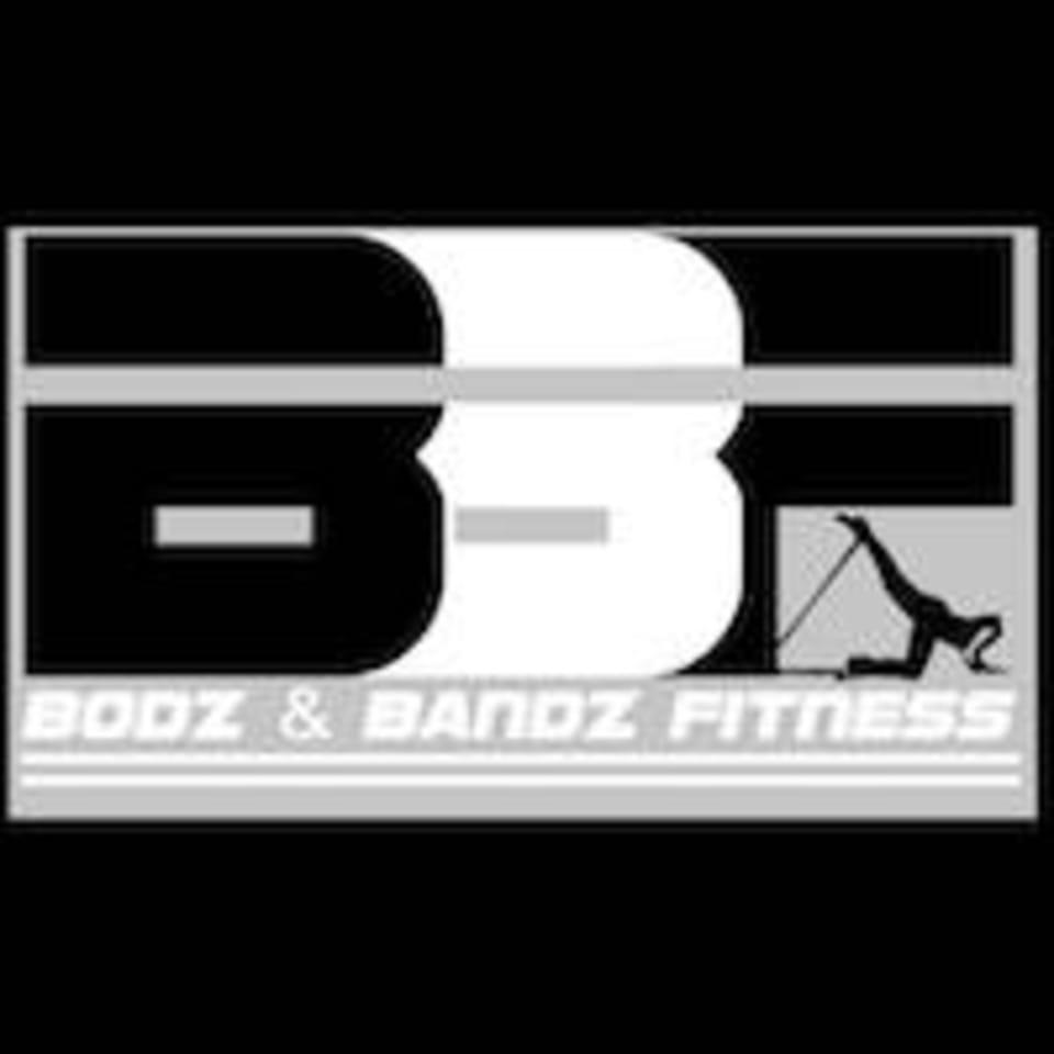 Bodz and Bandz Fitness logo