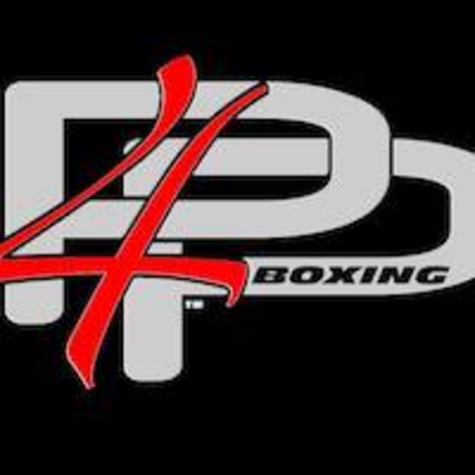 Pound 4 Pound Boxing logo