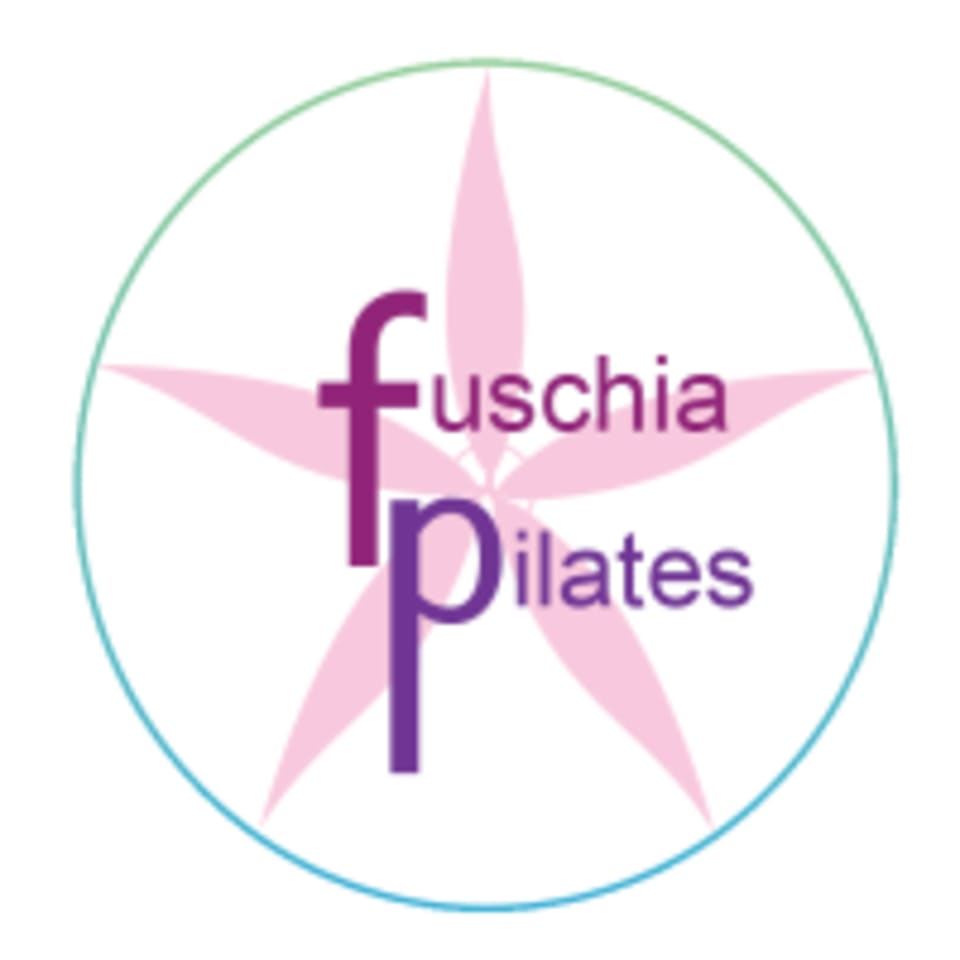 Fuschia Pilates logo