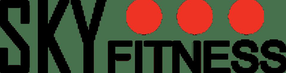 Sky Fitness logo