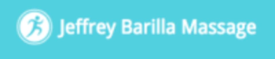 Jeffrey Barilla Massage logo