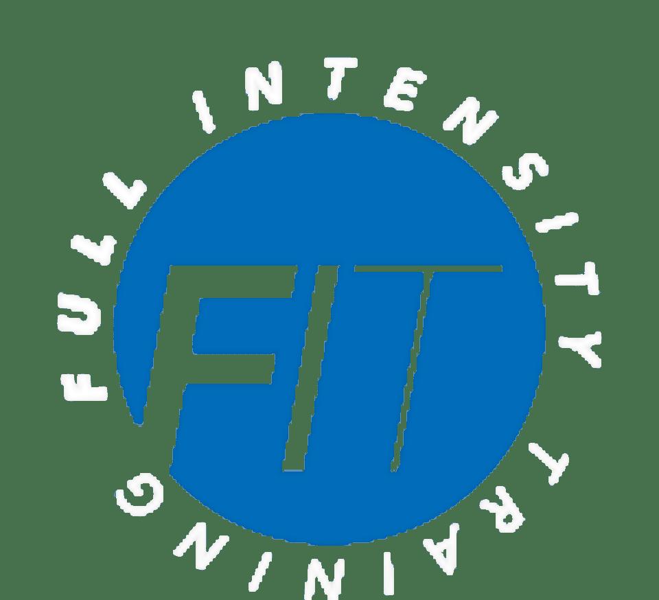 F.I.T. Full Intensity Training logo