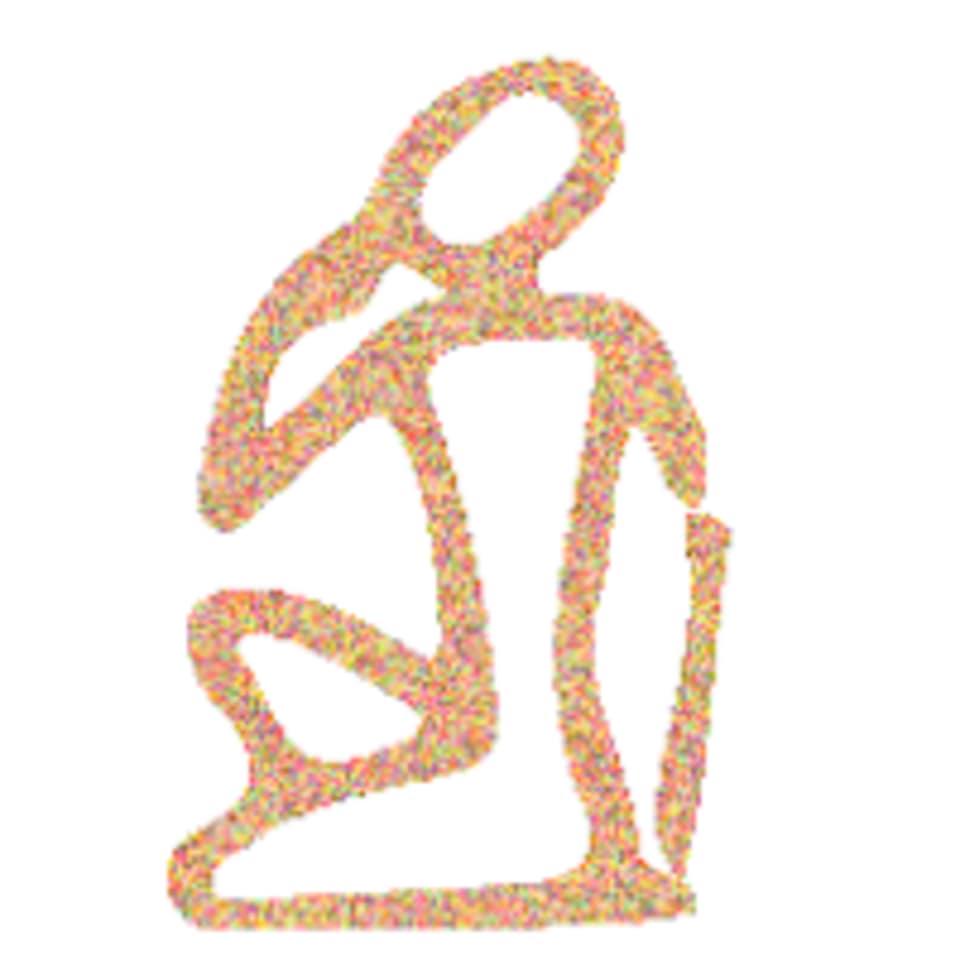 Hieroglyphics Yoga Studio logo