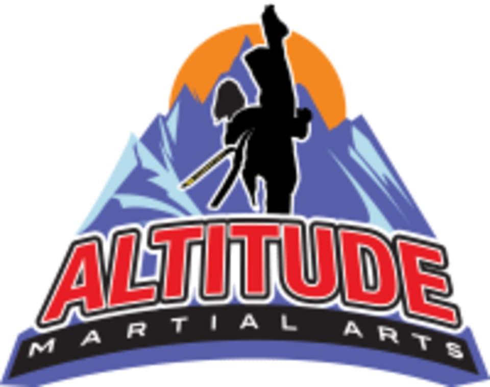 Altitude Martial Arts logo