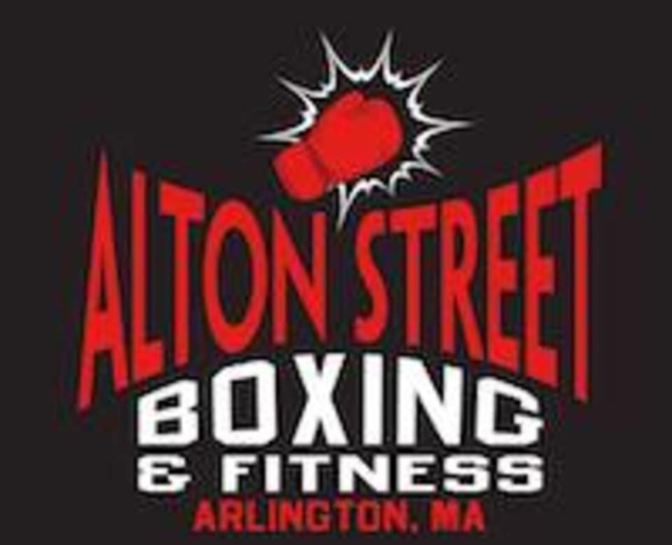 Alton Street Boxing & Fitness logo