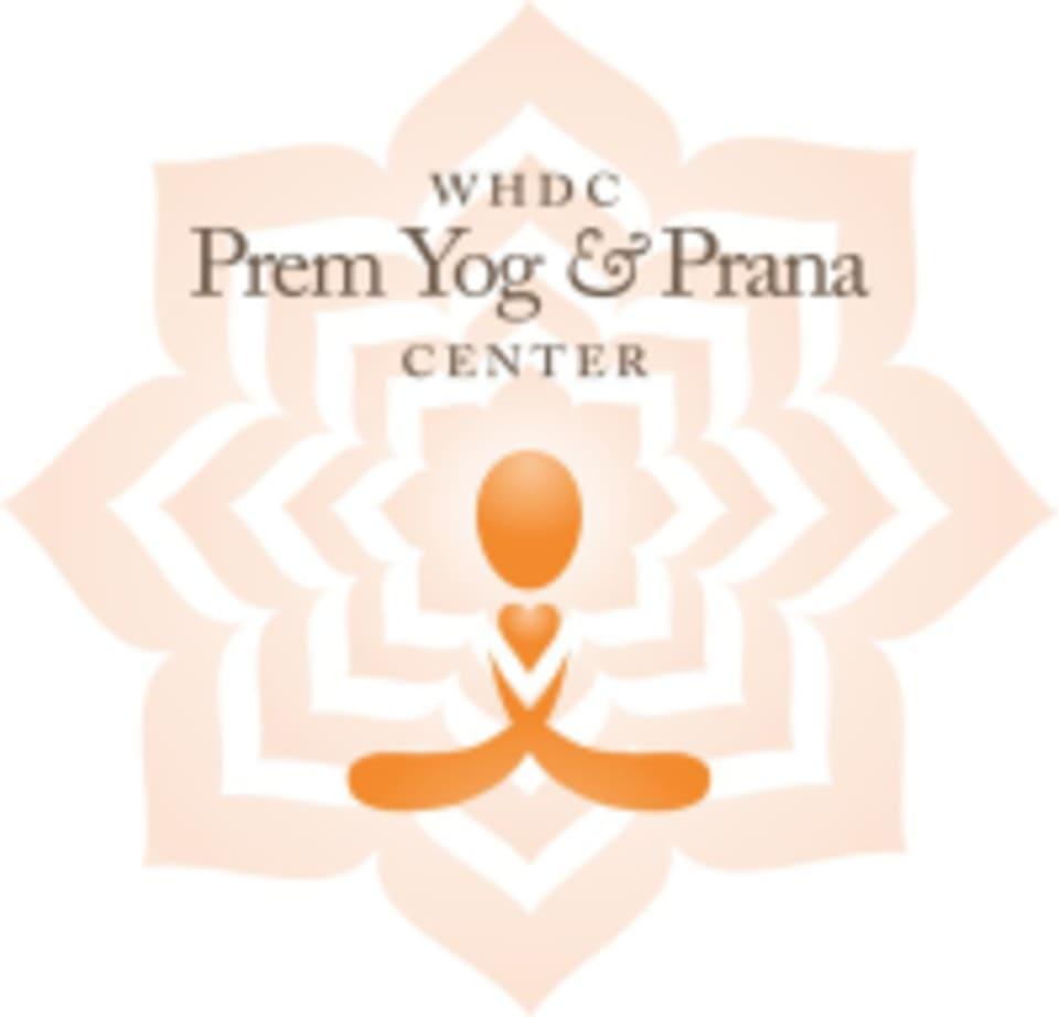 Prem Yog and Prana Center logo