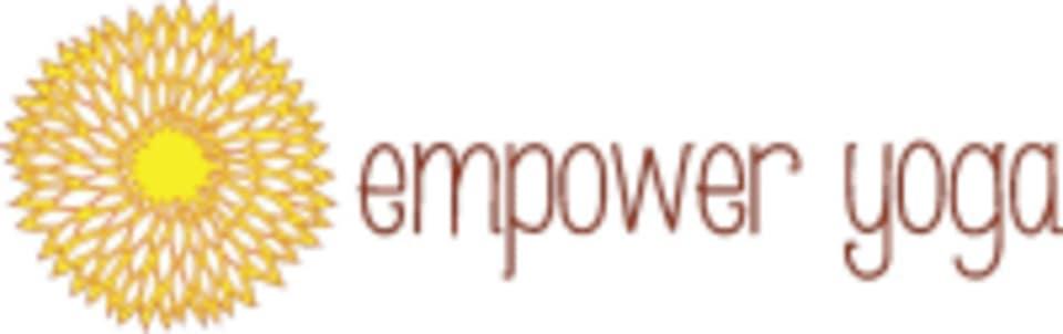 Empower Yoga  logo