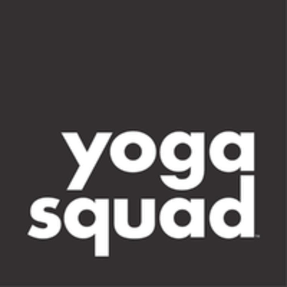 Yoga Squad logo