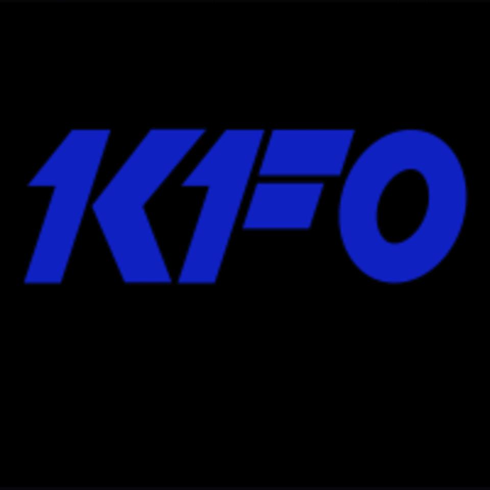 Kinetic Fitness 110 logo