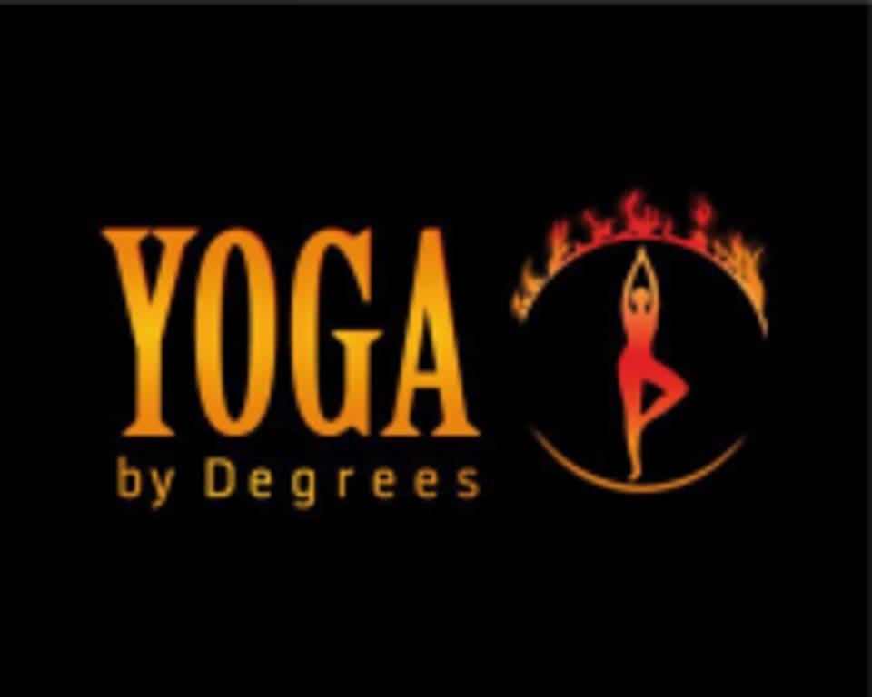 Yoga by Degrees logo