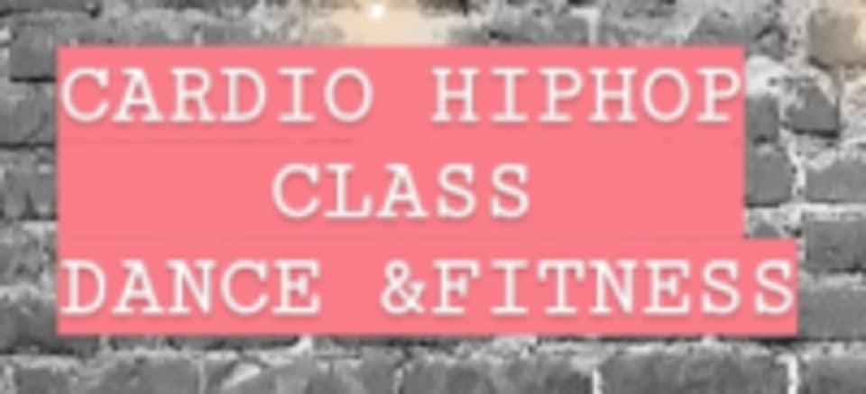 Cardio Hip Hop  logo