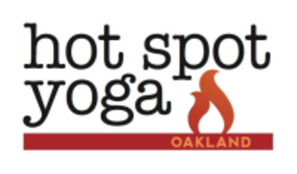 Hot Spot Yoga Oakland - Park Blvd. logo
