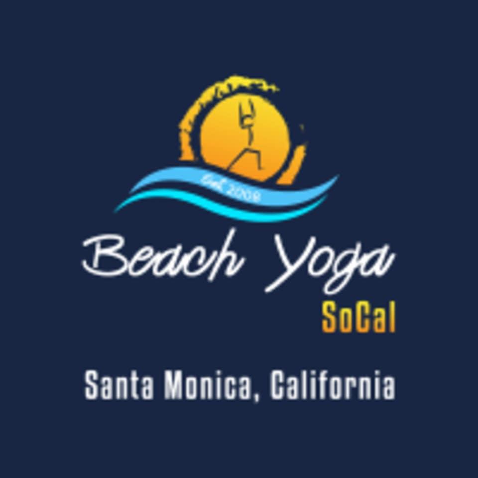 Beach Yoga SoCal logo
