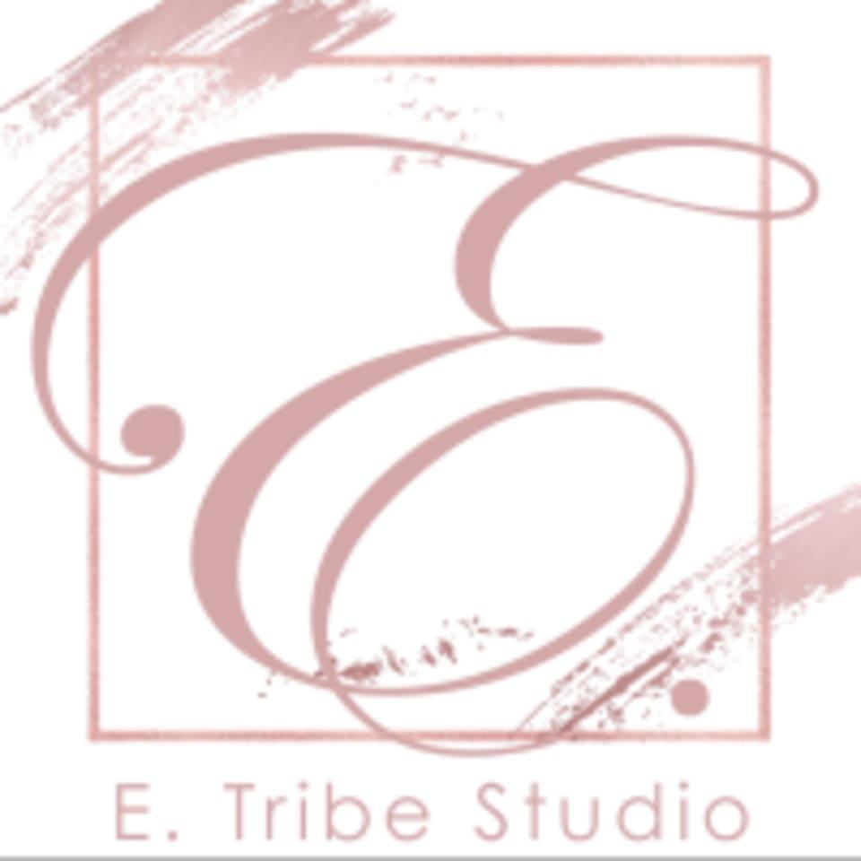 E Tribe Studio logo