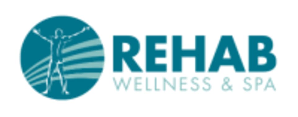 Rehab Wellness & Spa logo