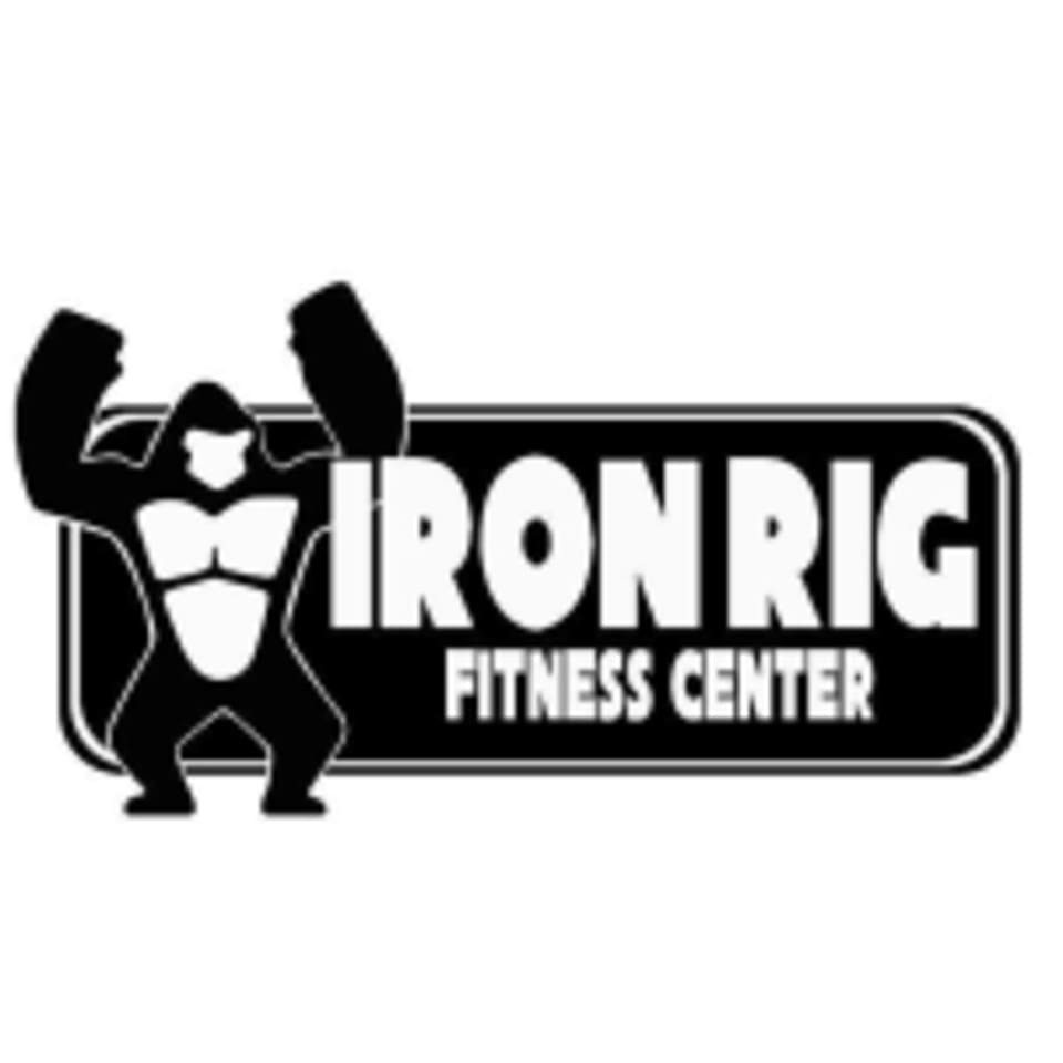 Iron Rig Fitness Center logo