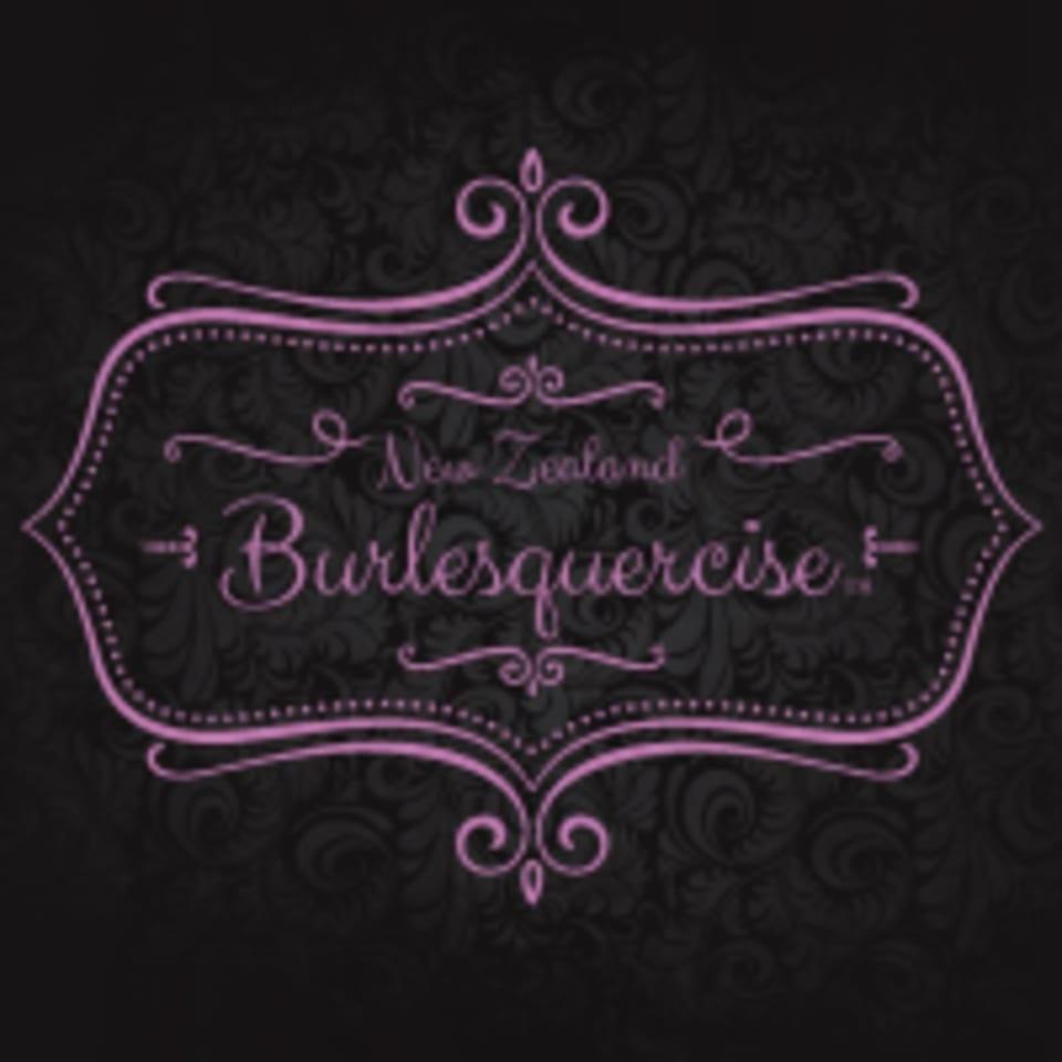 Burlesquercise NZ logo
