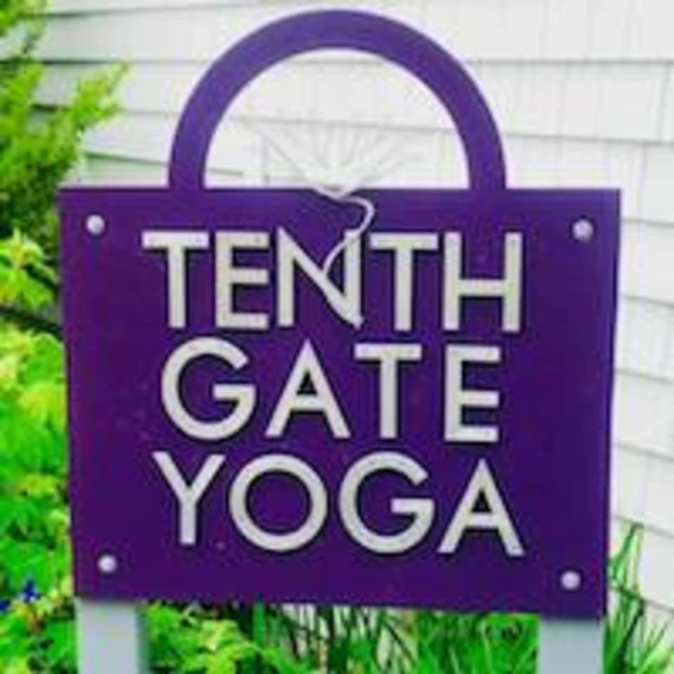 Tenth Gate Center for Yoga and Meditation logo