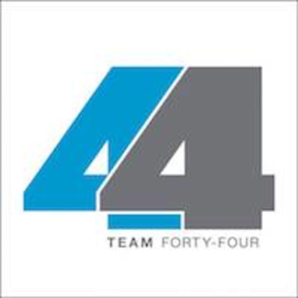 Team Forty-Four logo