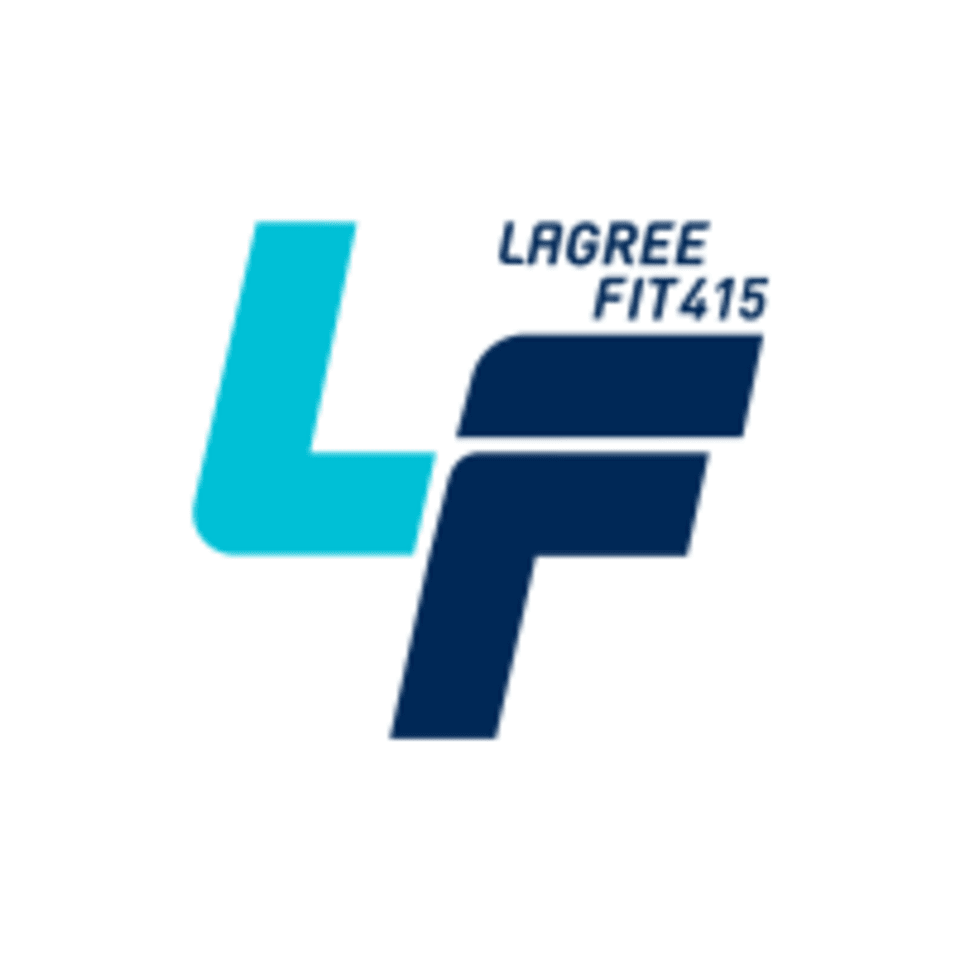 Lagree Fit 415 logo